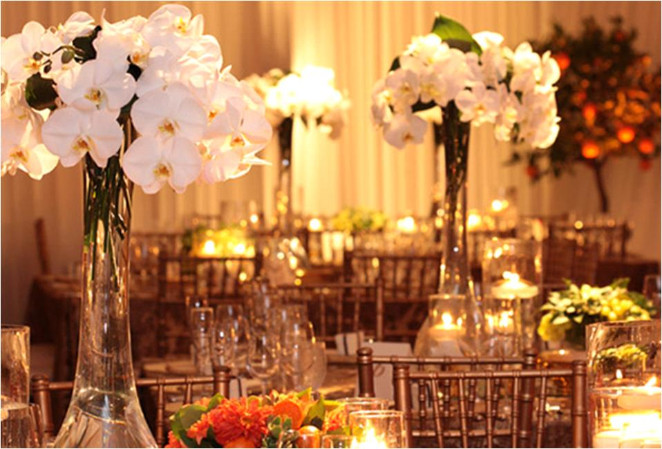 Wedding Flowers Reception For Tables Flower Centerpieces