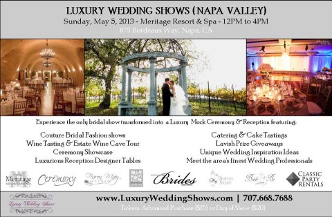 Luxury Wedding Show