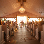 Beautiful Mint Springs Farm Wedding